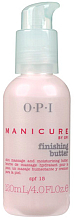 Perfumería y cosmética Crema de masaje de manos , SPF 15 - O.P.I. Manicure Finishing Butter SPF 15