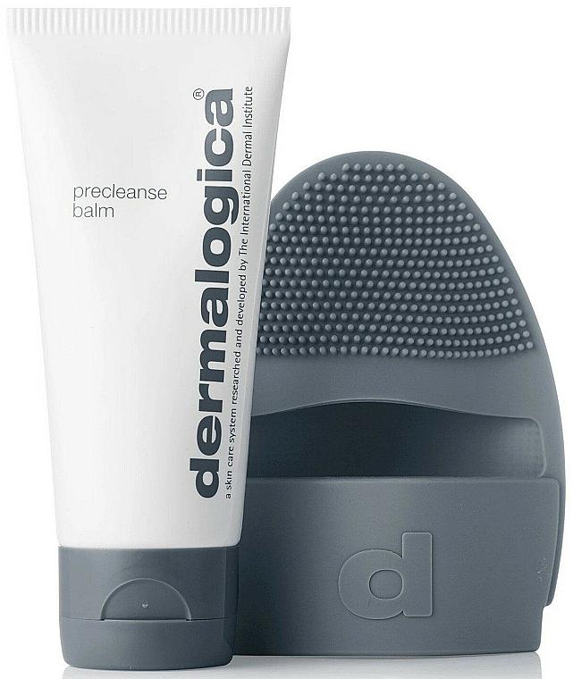 Bálsamo de limpieza facial a base de aceite de semilla de albaricoque y lavanda - Dermalogica Daily Skin Health Precleanse Balm