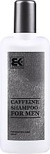 Perfumería y cosmética Champú anticaída con cafeína - Brazil Keratin Caffeine Shampoo For Man