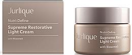 Perfumería y cosmética Crema ligera reparadora para rostro - Jurlique Nutri-Define Supreme Restorative Light Cream