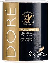Perfumería y cosmética Crema facial con leche de cabra - Le Chaton Dore Night Wrinkle Cream Agile Nuit K
