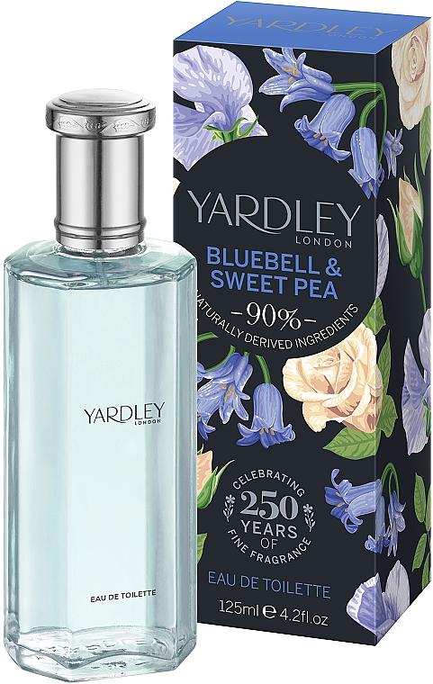 Yardley Bluebell & Sweet Pea - Eau de toilette