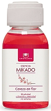 Perfumería y cosmética Ambientador Mikado con aroma a flor de cerezo (relleno) - Cristalinas Reed Diffuser Refill