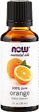 Perfumería y cosmética Aceite esencial de naranja 100% - Now Foods Orange Essential Oils