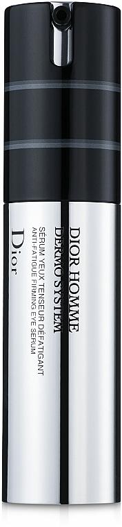 Sérum para contorno de ojos con vitamina E y extracto de avena - Dior Homme Dermo System Eye Serum 15ml — imagen N2