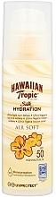 Perfumería y cosmética Loción protectora solar - Hawaiian Tropic Silk Hydration Air Soft Lotion SPF 50
