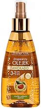 Perfumería y cosmética Aceite de aguacate 3 en 1 para rostro, cuerpo y cabello - Bielenda Drogocenny Olejek