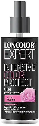 Aceite capilar para protección del color - Loncolor Expert Intensive Color Protect