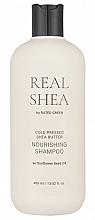 Perfumería y cosmética Champú nutritivo con manteca de karité - Rated Green Real Shea Cold Pressed Shea Butter Nourishing Shampoo