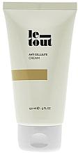 Perfumería y cosmética Crema corporal anticelulítica con cafeína vegetal y lodo orgánico - Le Tout Anti Cellulite Cream