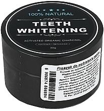 Perfumería y cosmética Polvo dental blanqueador natural con carbón activado - Biomika Natural Teeth Powder
