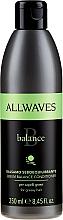 Perfumería y cosmética Acondicionador para cabello graso - Allwavs Balance Sebum Balancing Conditioner