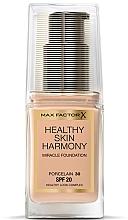 Perfumería y cosmética Base de maquillaje hidratante con vitaminas y SPF 20 - Max Factor Healthy Skin Harmony Foundation