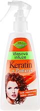 Perfumería y cosmética Spray capilar con queratina y pantenol - Bione Cosmetics Keratin + Panthenol Hair Infusion