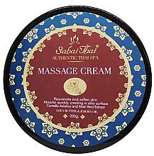 Perfumería y cosmética Crema de masaje con extracto de centella asiatica & aloe vera - Sabai Thai Jasmine Aroma Massage Cream