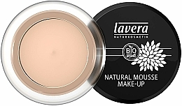 Perfumería y cosmética Base de maquillaje cremosa con manteca orgánica de karité - Lavera Natural Mousse Make Up Cream Foundation