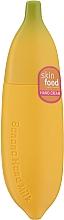 Perfumería y cosmética Crema de manos con aroma a plátano - IDC Institute Skin Food Hand Cream Banana
