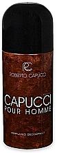 Perfumería y cosmética Roberto Capucci Capucci Pour Homme - Desodorante spray