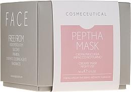 Perfumería y cosmética Crema mascarilla de noche para rostro y cuello con extracto de arándano - Surgic Touch Peptha Mask