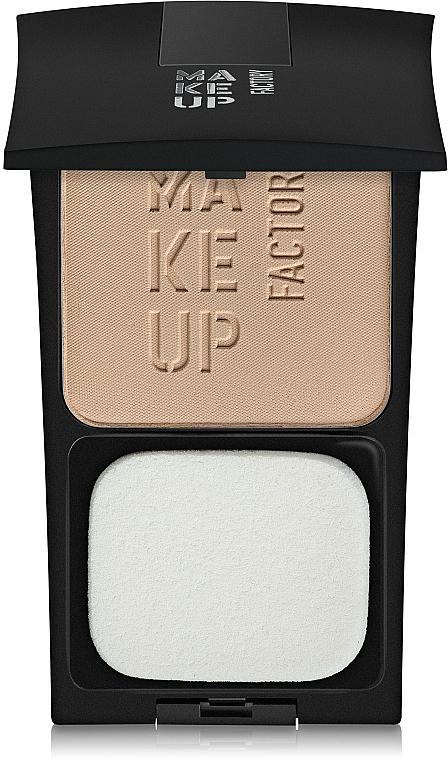 Polvo facial compacto - Make Up Factory Compact Powder — imagen N1