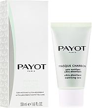 Perfumería y cosmética Mascarilla facial ultra absorbente con carbón - Payot Pate Grise Masque Charbon