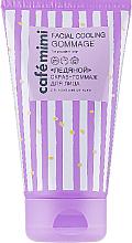 Perfumería y cosmética Exfoliante-gommage facial con extracto de menta y polvo de albaricoque - Cafe Mimi Facial Cooling Gommage