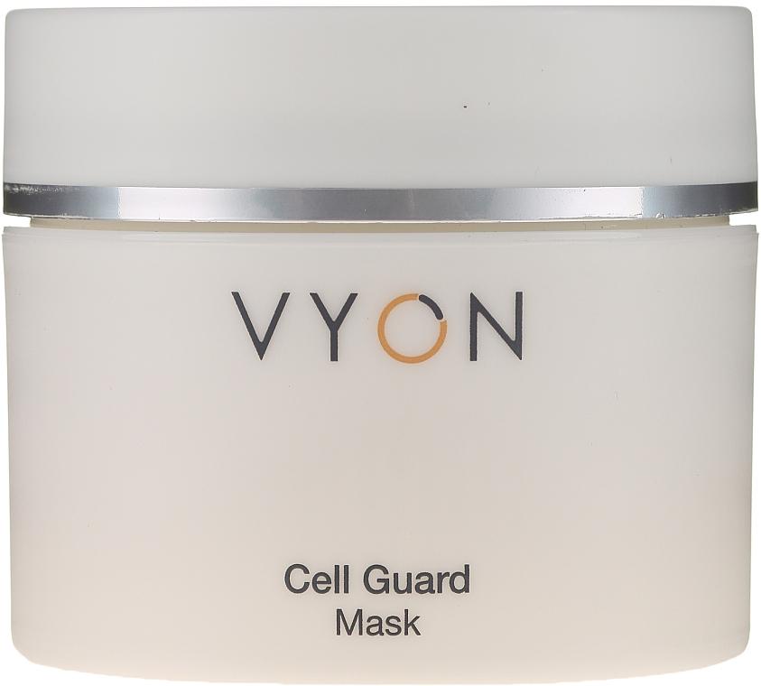 Mascarilla facial rejuvenecedora con extracto de aloe y retinol - Vyon Cell Guard Mask
