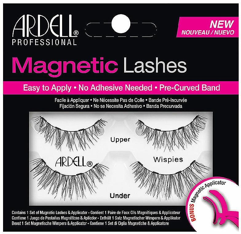 Pestañas postizas magnéticas con aplicador - Ardell Magnetic Strip Lash Wispies