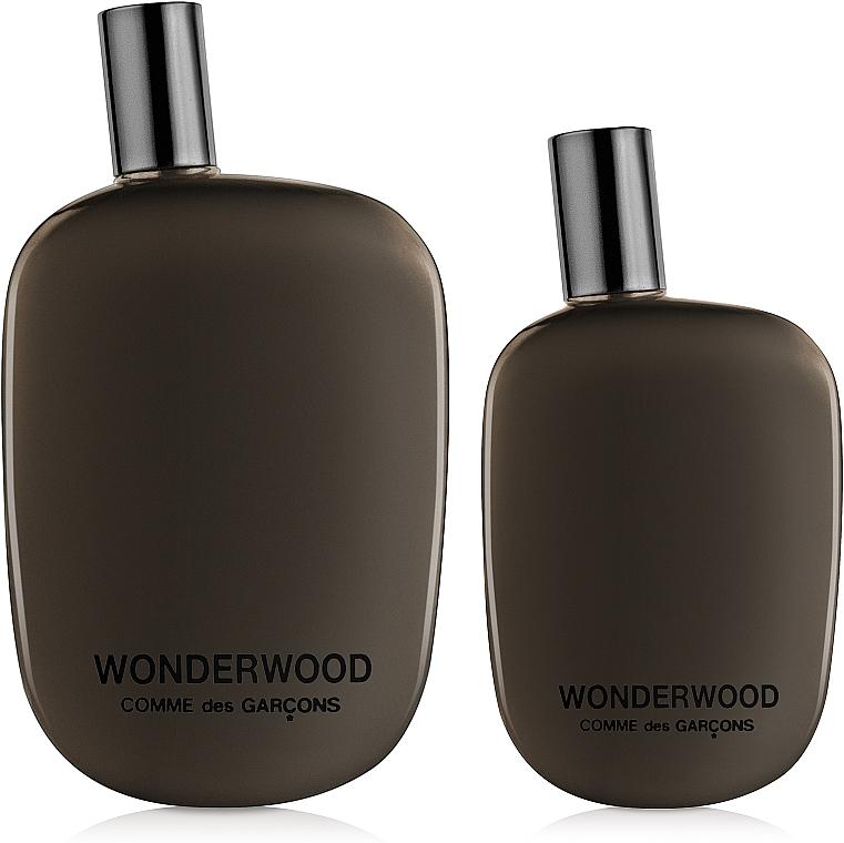 Comme des Garcons Wonderwood - Eau de parfum — imagen N3