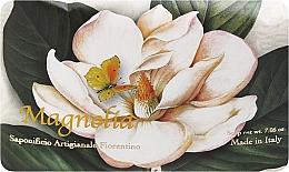 Perfumería y cosmética Jabón natural artesanal con aroma a magnolia - Saponificio Artigianale Fiorentino Magnolia