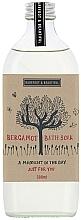 Perfumería y cosmética Espuma de baño con bergamota - Bath House Bath Soak Bergamot
