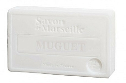 Perfumería y cosmética Jabón artesanal con aroma a lirio de los valles - Le Chatelard 1802 Muguet Soap