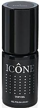 Perfumería y cosmética Top coat UV/LED - Icone Gel Polish UV/LED Top Gel