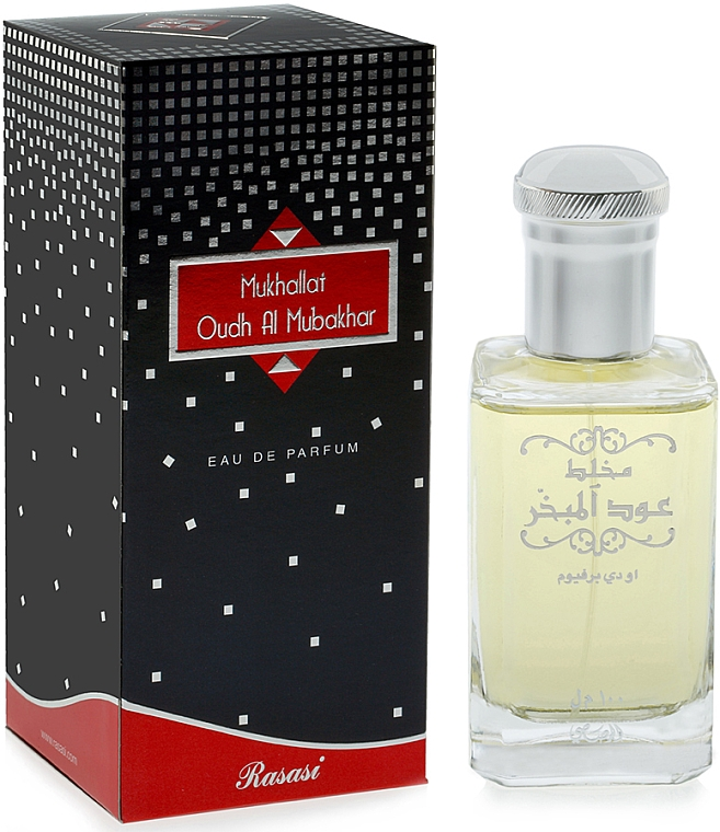 Rasasi Mukhallat Oudh Al Mubakhar - Eau de parfum