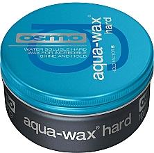 Perfumería y cosmética Cera capilar para brillo de fijación fuerte - Osmo Aqua-Wax Hard