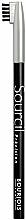 Lápiz de cejas con cepillo - Bourjois Sourcil Precision — imagen N1