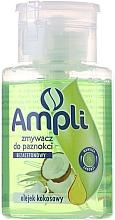 Perfumería y cosmética Quitaesmalte de uñas con aceite de coco - Ampli