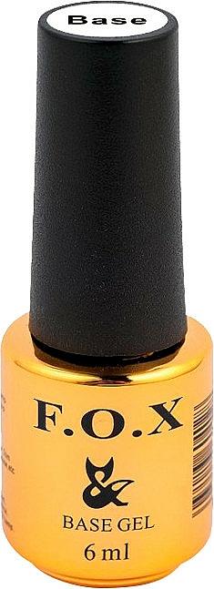 UV capa base - F.O.X Base Strong Gel