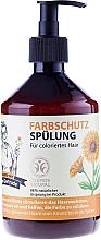 Perfumería y cosmética Acondicionador para cabello con extracto de caléndula - Las recetas de la abuela Gertruda
