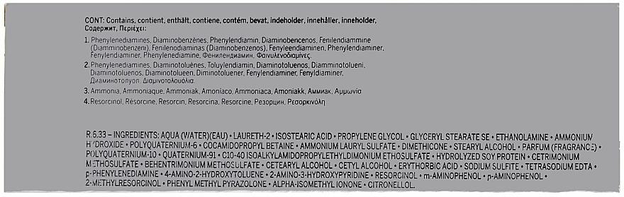 Crema gel coloración permanente para cabello - Revlon Professional Revlonissimo Color & Care Technology XL150 — imagen N6