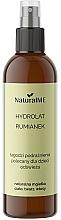 Perfumería y cosmética Agua natural de camomila en spray - NaturalMe Hydrolat Chamomile