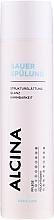 Perfumería y cosmética Acondicionador con lípidos de trigo y ácido cítrico - Alcina Hare Care Sauer Spülung