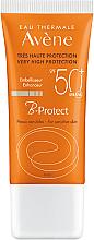 Perfumería y cosmética Crema protectora solar para rostro - Avene Solaire B-Protect SPF 50+