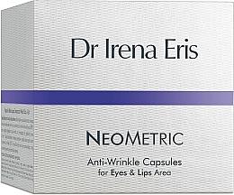Perfumería y cosmética Cápsulas antiedad para contorno de ojos y labios de retinol puro - Dr Irena Eris Anti-Wrinkle Capsules for Eyes and Lips Area