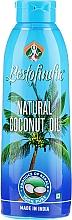 Perfumería y cosmética Aceite para cuerpo y cabello de coco de Kerala 100% puro - Bestofindia Natural Coconut Oil