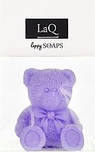Perfumería y cosmética Jabón artesanal con karité, aroma a lavanda, osito - LaQ Happy Soaps Natural Soap