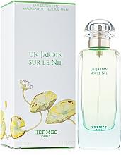 Hermes Un Jardin sur le Nil - Eau de toilette spray — imagen N2