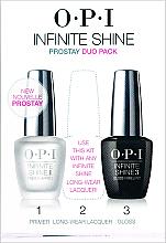 Perfumería y cosmética Set de manicura IST10+IST30 - O.P.I Infinite Shine Duo Pack (prebase + brillo)