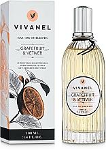 Perfumería y cosmética Vivian Gray Vivanel Grapefruit & Vetiver - Eau de toilette