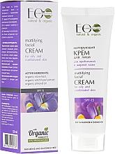 Perfumería y cosmética Crema facial matificante con extracto de iris - ECO Laboratorie